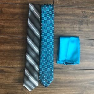 Men's Ties (bundle of 2)